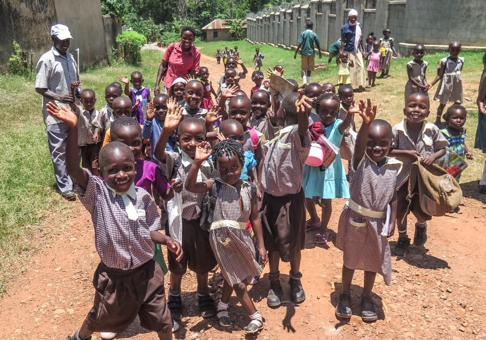 sponsor an orphan child in Africa