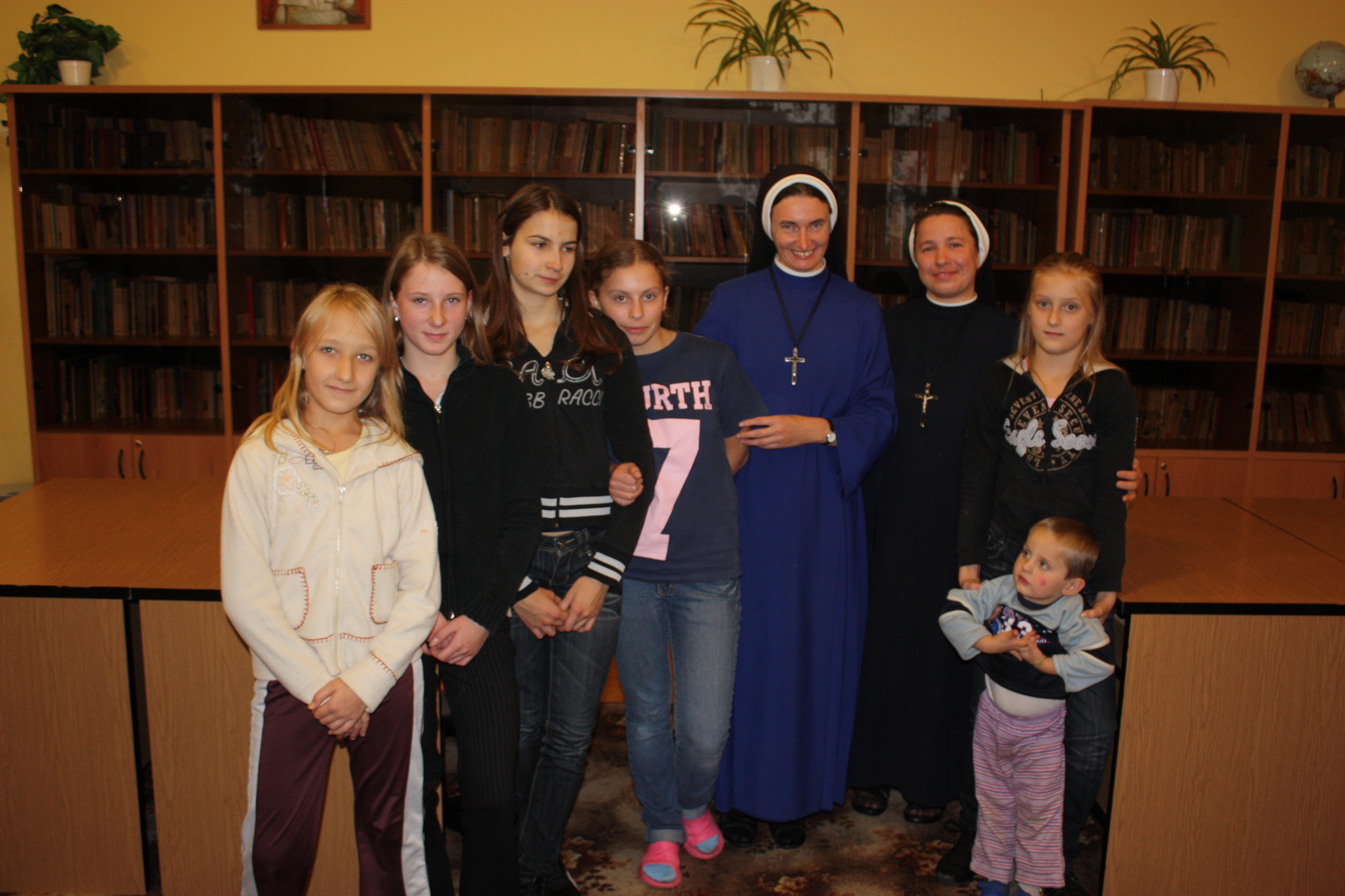 Help Orphanage in Poland